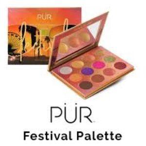 NIB PUR Festival Palette Factory Sealed